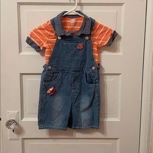 Old Navy Girl Set, Size 5T